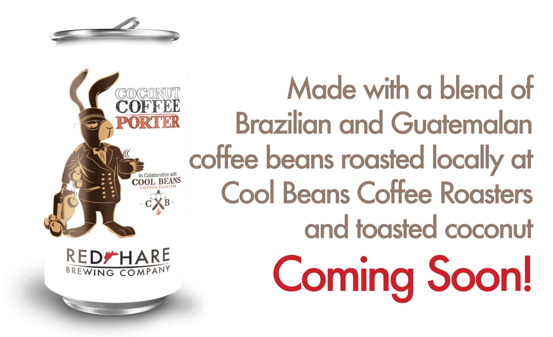 Coconut Coffee Porter Release