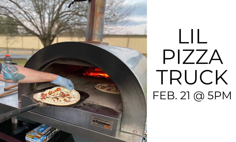 Lil Pizza Truck